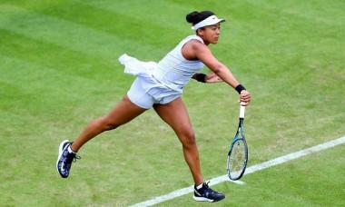 Naomi Osaka, în turul secund la Birmingham. Numărul 1 WTA a trecut greu de Maria Sakkari
