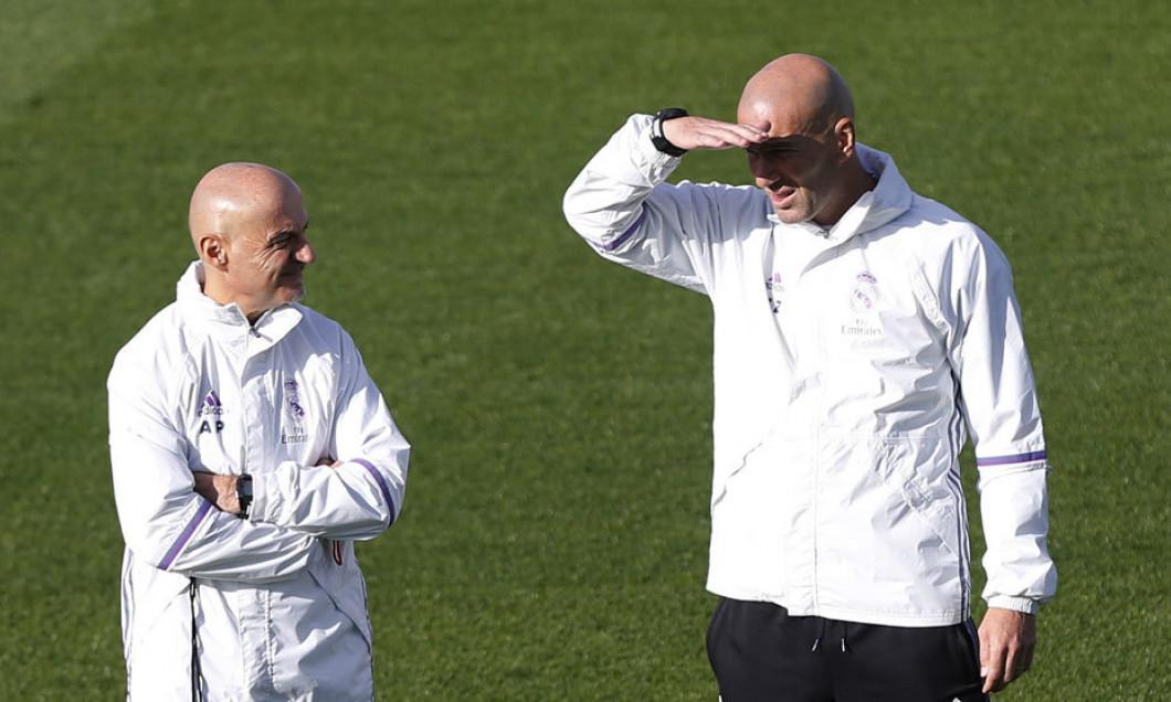 Pintus si Zidane