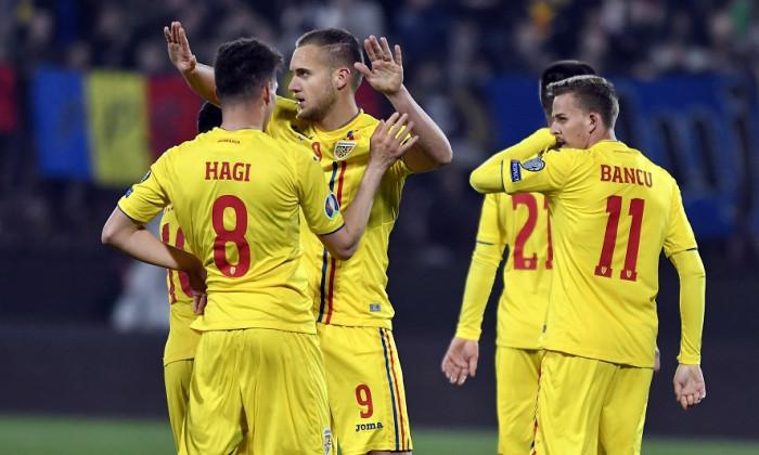 FOTBAL:ROMANIA-INSULELE FEROE, PRELIMINARII EURO 2020 (26.03.2019)