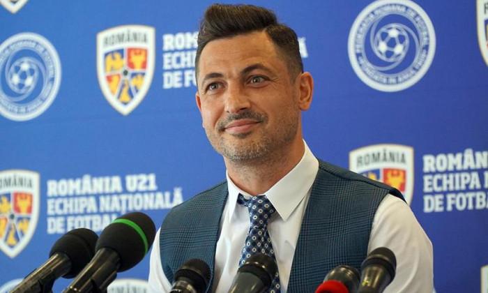 Mirel Radoi, selectioner Romania U21