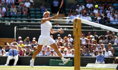 Simona Halep a avut cea mai bună performanță la Wimbledon în 2014