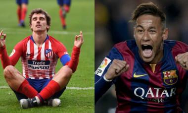 Griezmann și Neymar