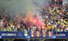 suporteri romania stadion