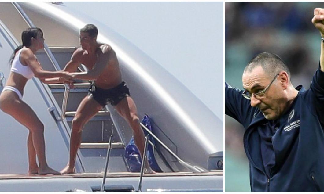 Ronaldo, Sarri