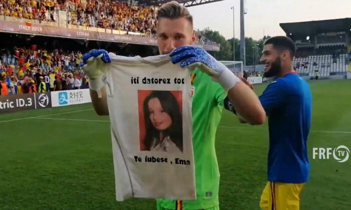 Ionut Radu tricou Ema