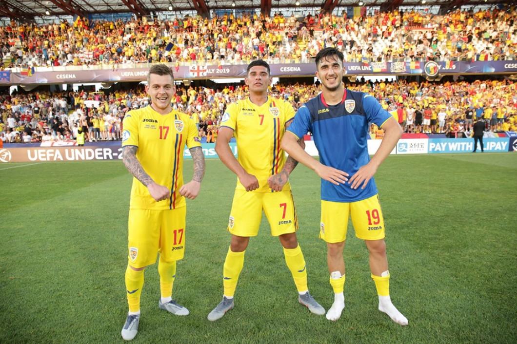 Romania-Anglia 4-2 5