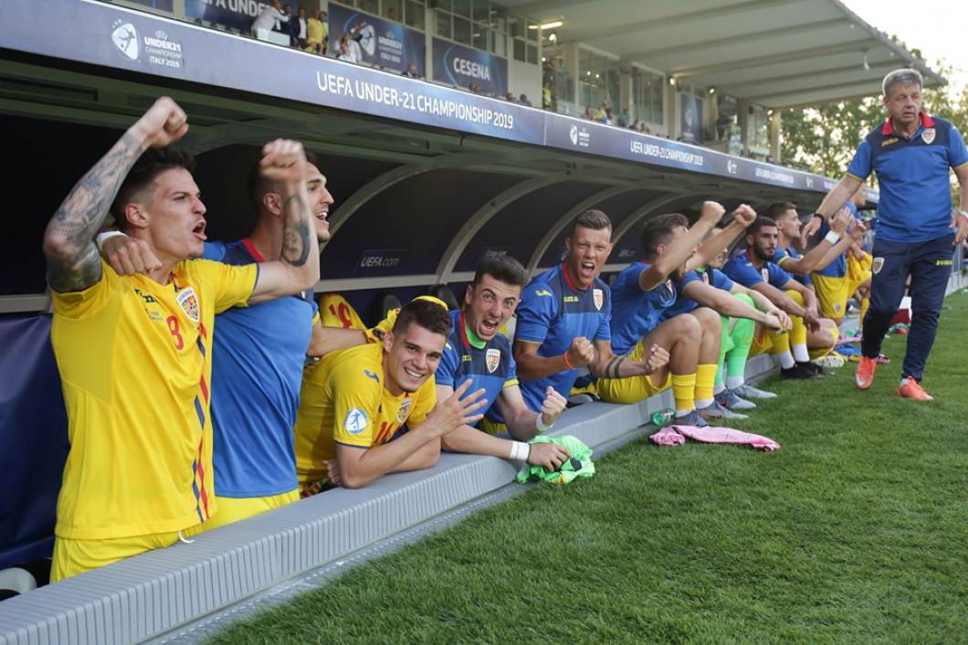 Romania-Anglia 4-2