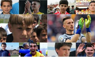 colaj tricolori romania U21