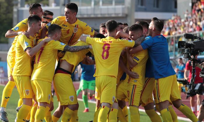 Romania v Croatia: Group C - 2019 UEFA U-21 Championship