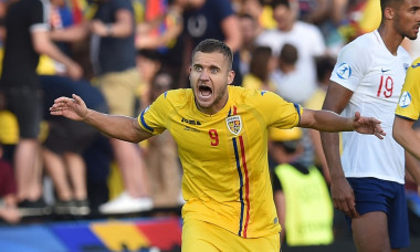 George Puscas Romania U21