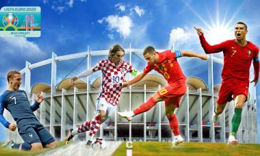 Vizual vedete Euro 2020