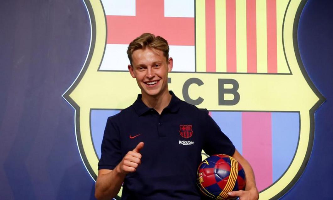 de jong barcelona