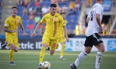 FOTBAL:GERMANIA U21-ROMANIA U21, EURO 2019 (27.06.2019)