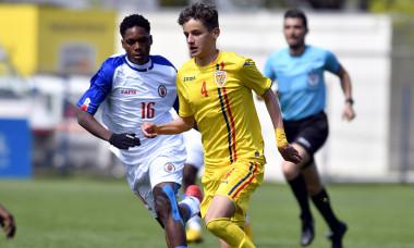 FOTBAL:ROMANIA U16-HAITI U17, AMICAL (20.04.2019)