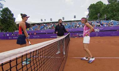 BRD Bucharest Open   Irina Begu - Aleksandra Krunic se joacă ACUM. J. Cristian a eliminat-o pe Sorana Cîrstea