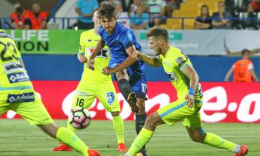 FOTBAL:FC VIITORUL CONSTANTA-KAA GENT, EUROPA LEAGUE (4.08.2016)