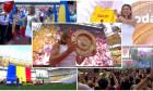 colaj simona halep trofeu wimbledon arena nationala