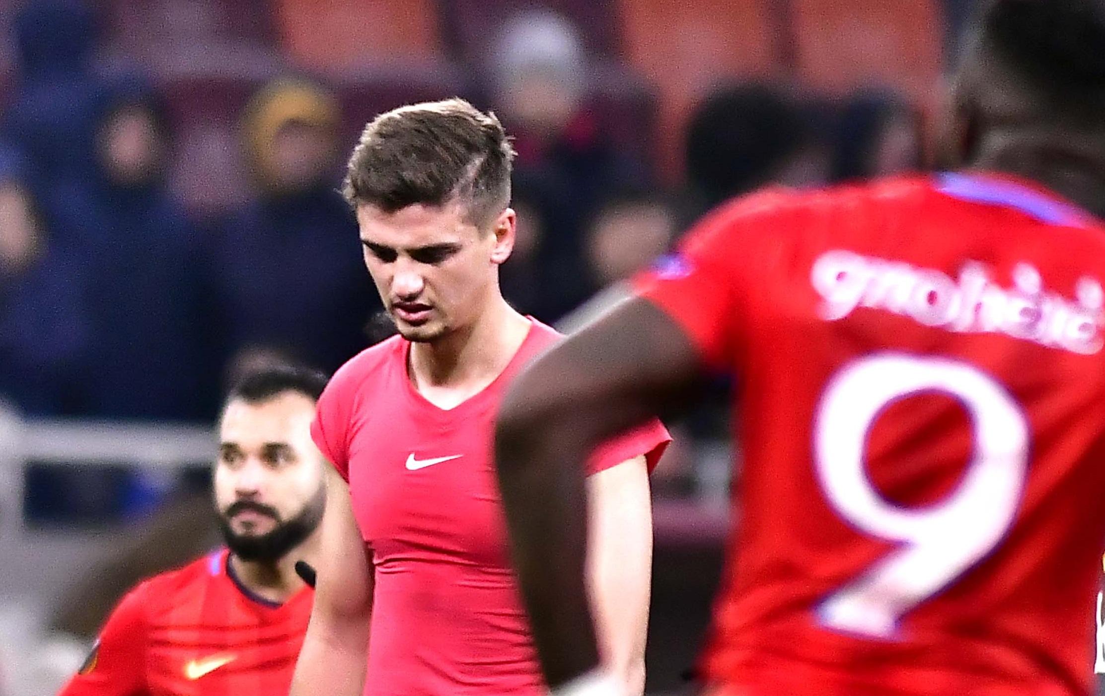 Pierdere enormă pentru FCSB! Cât va lipsi Dragoș Nedelcu