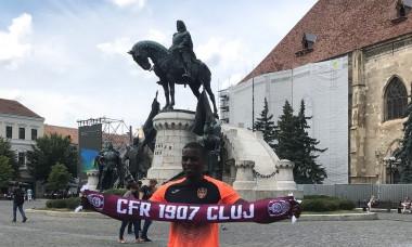 Michael Pereira CFR Cluj
