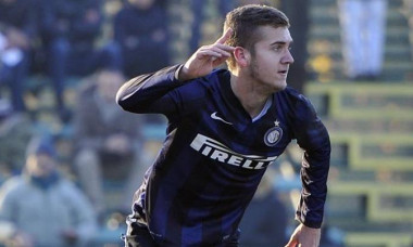 George Puscas in tricoul lui Inter