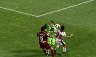 CFR Cluj Dinamo