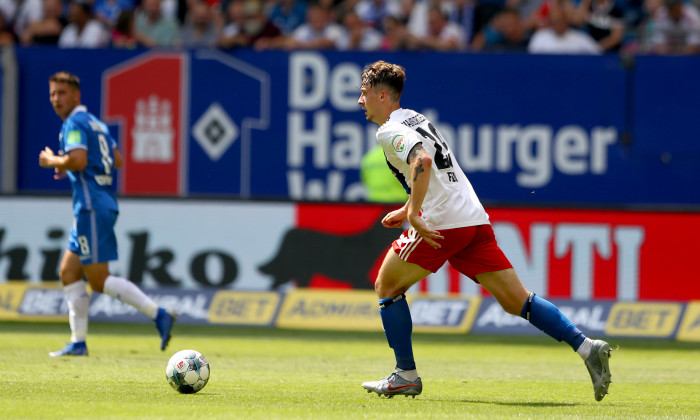 Hamburger SV v SV Darmstadt 98 - Second Bundesliga