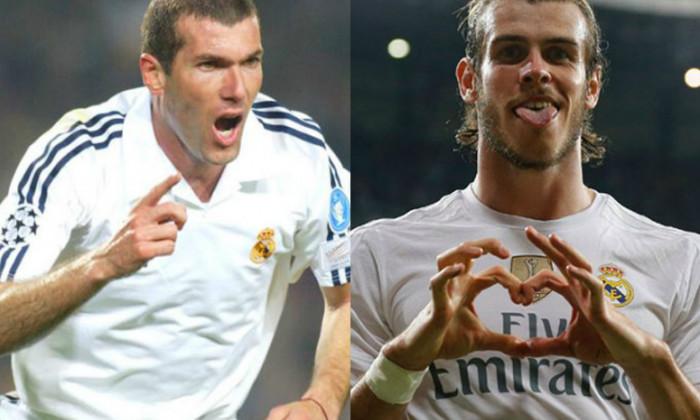 Zidane și Bale