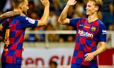 de jong debut barcelona