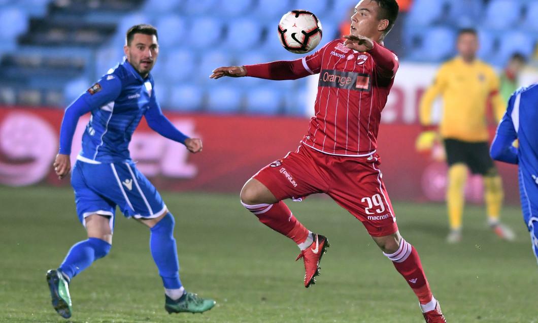 FOTBAL:FC VOLUNTARI-DINAMO BUCURESTI, LIGA 1 BETANO (5.11.2018)