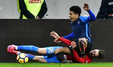 FOTBAL:FC STEAUA BUCURESTI-VIITORUL CONSTANTA, LIGA 1 BETANO (17.12.2017)