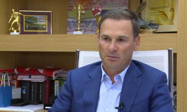 Ionuț Negoiță, patronul lui Dinamo / Foto: Captură Digi Sport