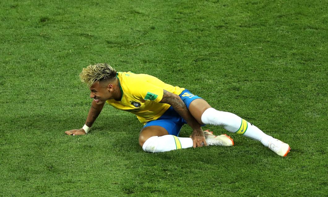 Neymar. Brazil v Switzerland: Group E - 2018 FIFA World Cup Russia