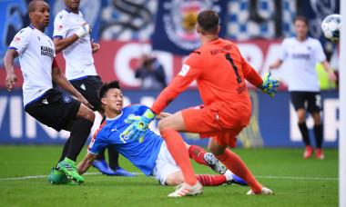 Holstein Kiel v Karlsruher SC - Second Bundesliga