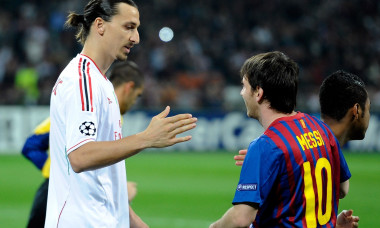 Messi Ibrahimovic