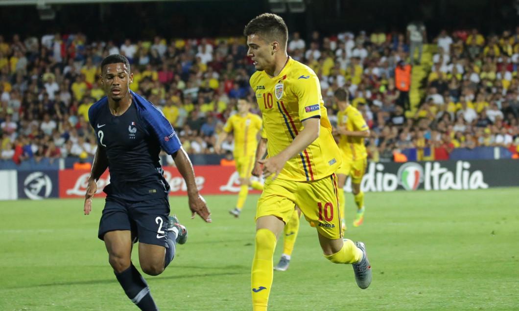 FOTBAL:FRANTA U21-ROMANIA U21, EURO 2019 (24.06.2019)