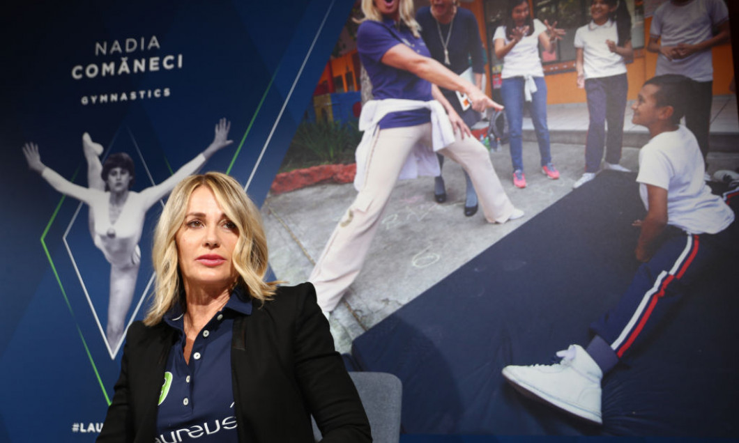 Media Interviews - 2019 Laureus World Sports Awards - Monaco