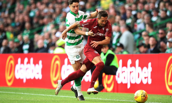 Celtic v CFR Cluj - UEFA Champions League Third Qualifying Round: Second Leg