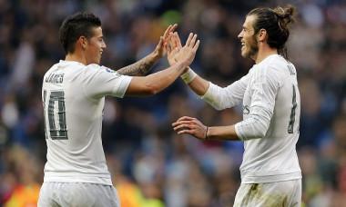 Gareth Bale James Rodriguez