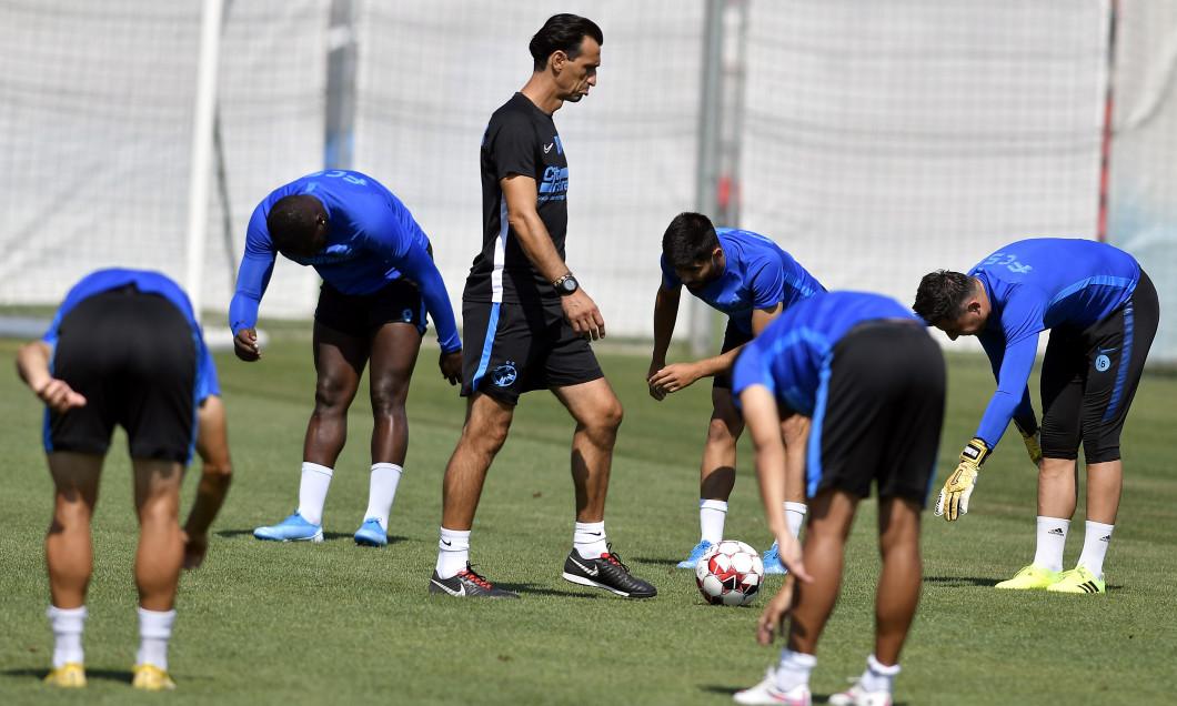FOTBAL:ANTRENAMENT FCSB (24.08.2019)