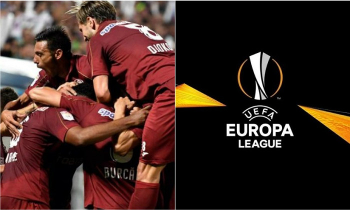 CFR Cluj Europa League