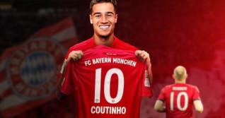 Philippe Coutinho Bayern Munchen