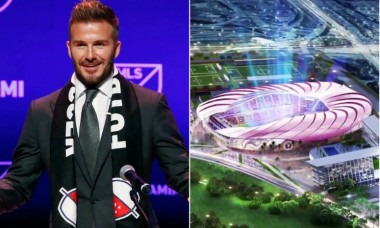 David Beckham Inter Miami