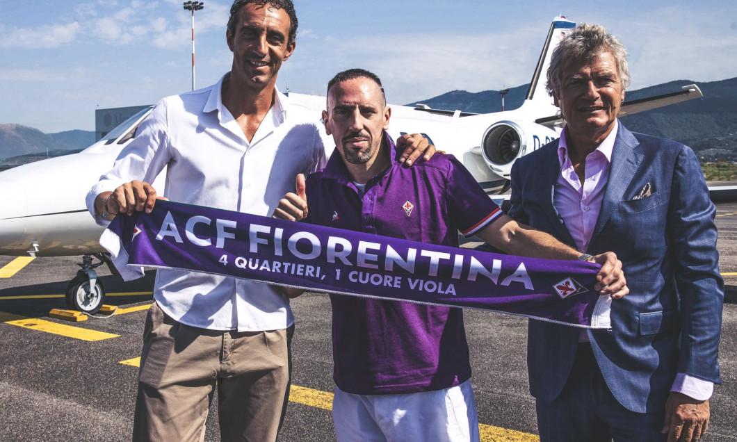 Frank Ribery Fiorentina