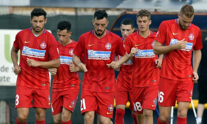 FOTBAL:CS COLTEA BRASOV-FCSB, AMICAL (22.06.2019)