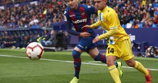 Levante UD v RCD Espanyol - La Liga