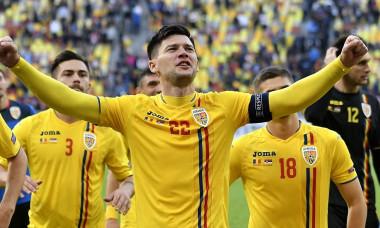 FOTBAL:ROMANIA-SERBIA, LIGA NATIUNILOR (14.10.2018)