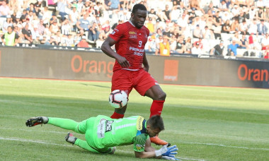 FOTBAL:U CLUJ-AFC HERMANNSTADT, BARAJ , LIGA 1 (9.06.2019)