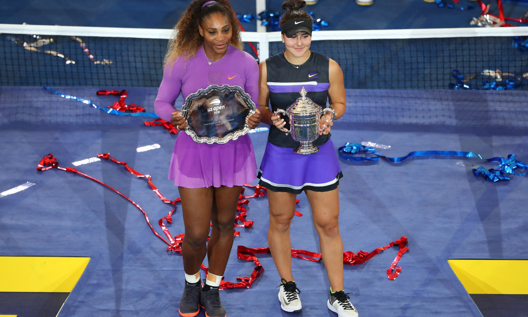 Bianca Andreescu - Serena Williams, în finala la US Open