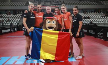 Romania tenis de masa