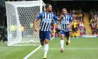 Watford FC v Brighton & Hove Albion - Premier League